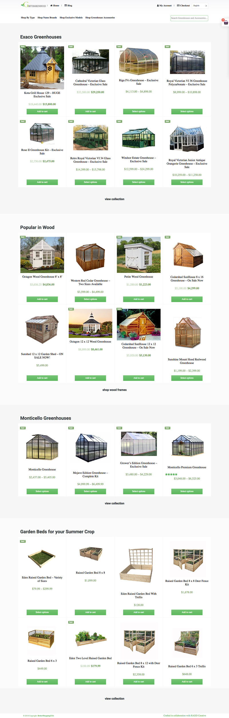 BetterGreenHouses.com's screenshot